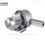 5.5kw7.5KW高压鼓风机