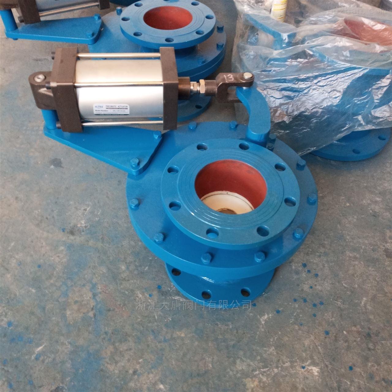 耐磨陶瓷旋转阀供应