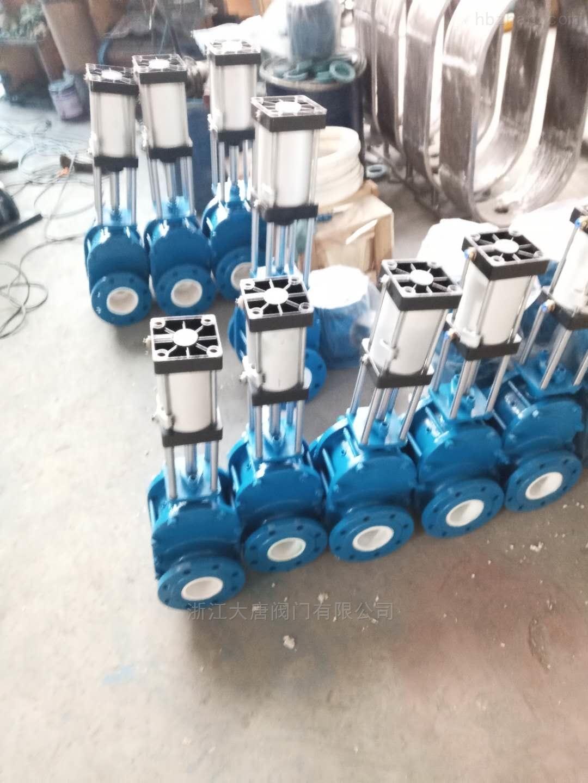 仓泵陶瓷出料阀-大唐专业生产