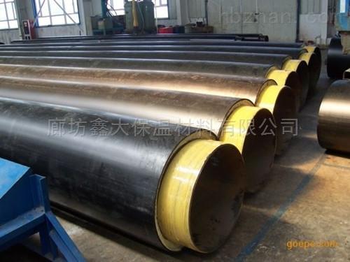 聚氨酯直埋供热保温管生产厂家