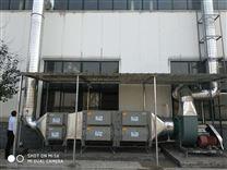 塑料燃燒廢氣處理係統