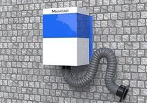 壁挂式焊接烟尘净化器