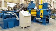 全自动一体式打块机,带上料机构铝销压块机