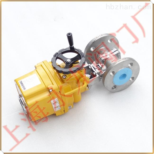 液氨防爆电动紧急切断阀-工业自动化控制先驱图片
