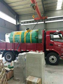 阜阳一体化污水提升泵站厂家