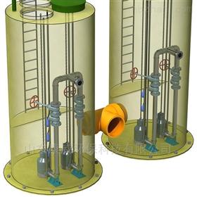 KWBZ-1000鹤壁一体化污水提升泵站