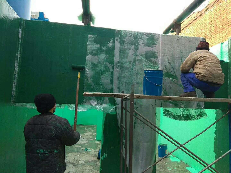 耐磨玻璃鳞片胶泥电厂专用防腐技术