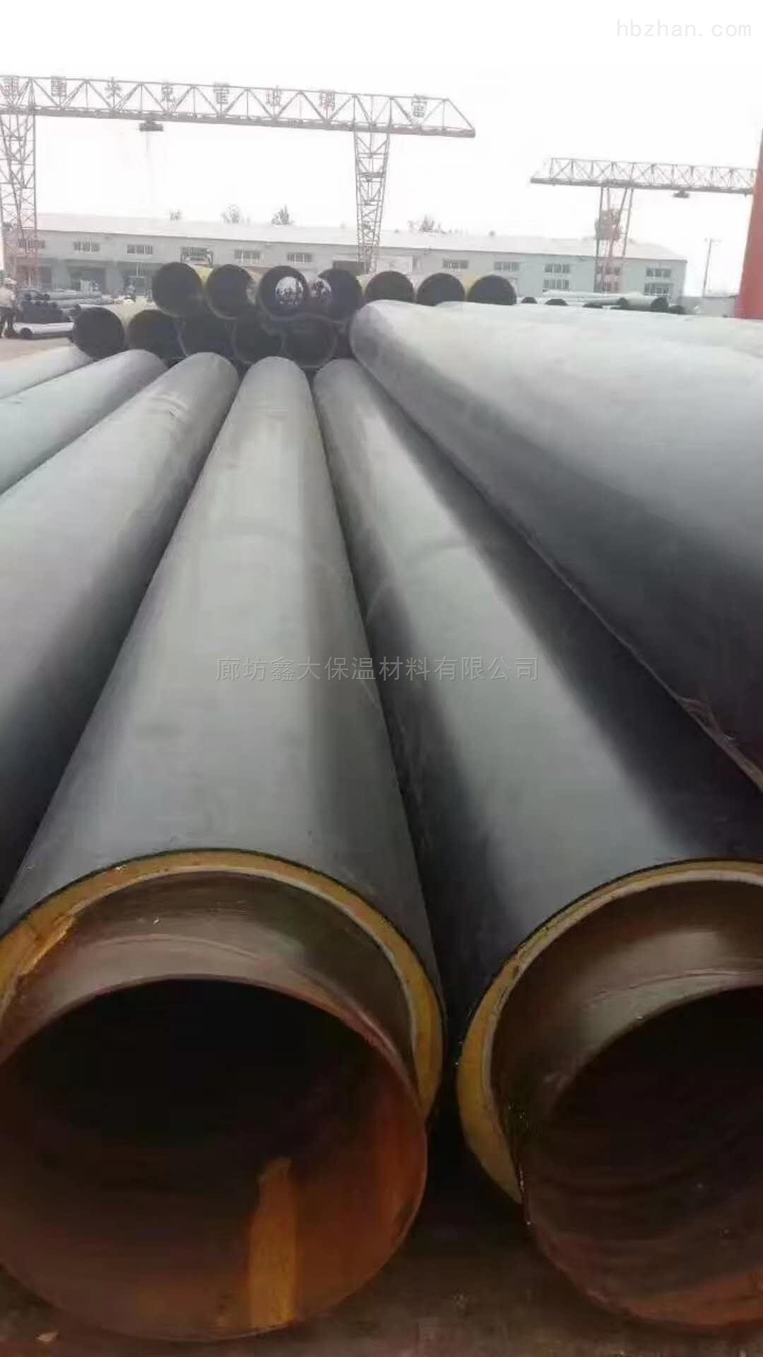 国标直埋聚氨酯保温管厂家