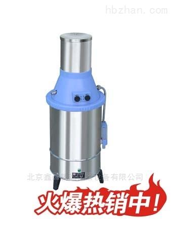 北京直销不锈钢电热蒸馏水器YAZD-5型(普通型)