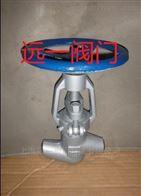 J61Y-100/160/320南通式焊接截止阀