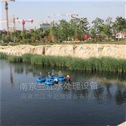 河道曝气机漂浮式安装