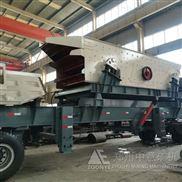 500t/h移動破碎站建築垃圾處理製定合適生產