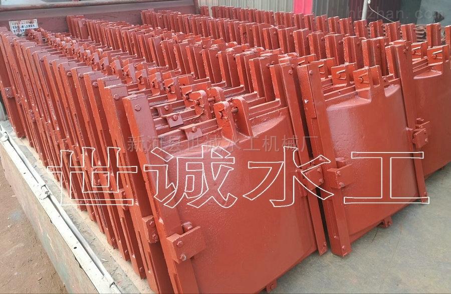 PGZ型铸铁镶铜闸门型号齐全