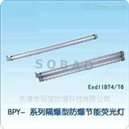 1x28W防爆节能荧光灯 单管防爆支架灯批发
