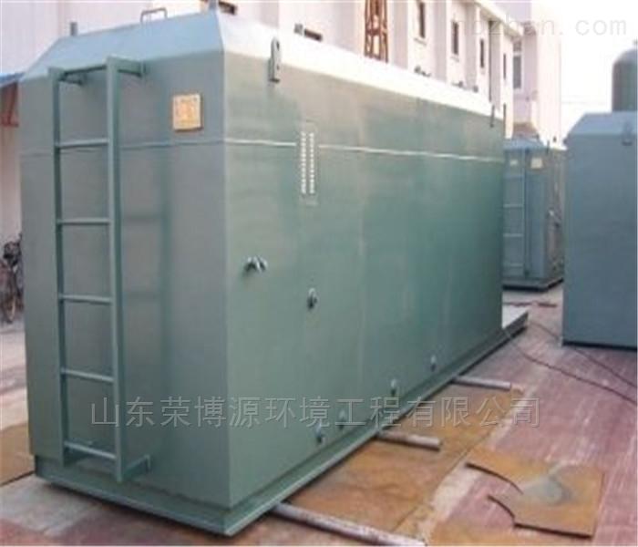 SBR污泥处理设备工艺特点