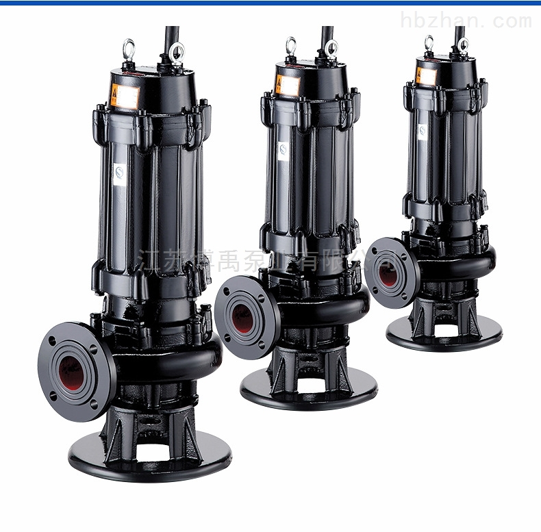 WQ潜水排污泵型号参数及选型