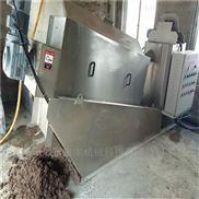 大型叠螺式污泥脱水机结构