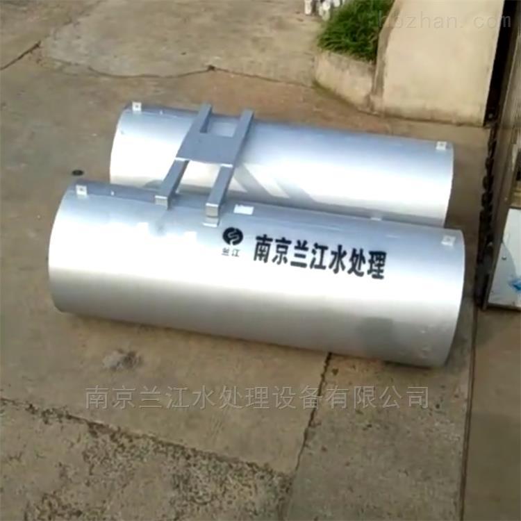 不锈钢潜水搅拌机漂浮式安装方法