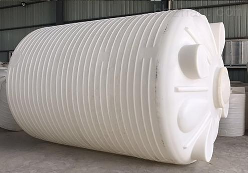6吨塑料水塔加工