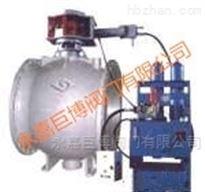 巨博HDQ740液控止回半球阀供应