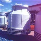 销售工业高温冷却塔圆形冷水塔方形横流塔
