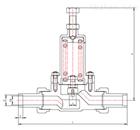 DY22F低溫降壓調節閥
