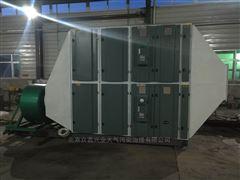 工业废气处理吉安网带炉油烟净化设备供应商