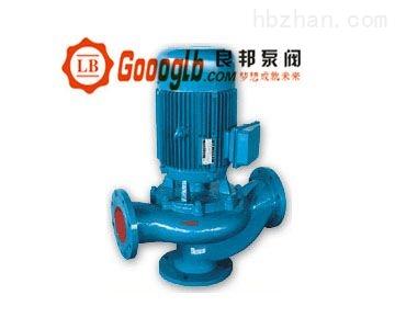永嘉良邦65GW25-10-1.5型无堵塞管道排污泵