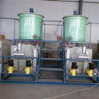 FL-JY-100标配版PAC撬装式絮凝加药装置设备供应商