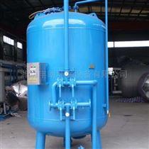 FL-GL-8河水处理后冲厕用石英砂过滤罐消毒沉淀