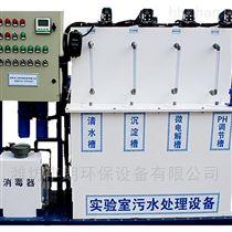 FL-SY-3去除重金属捕捉剂投加实验室污水集成式设备