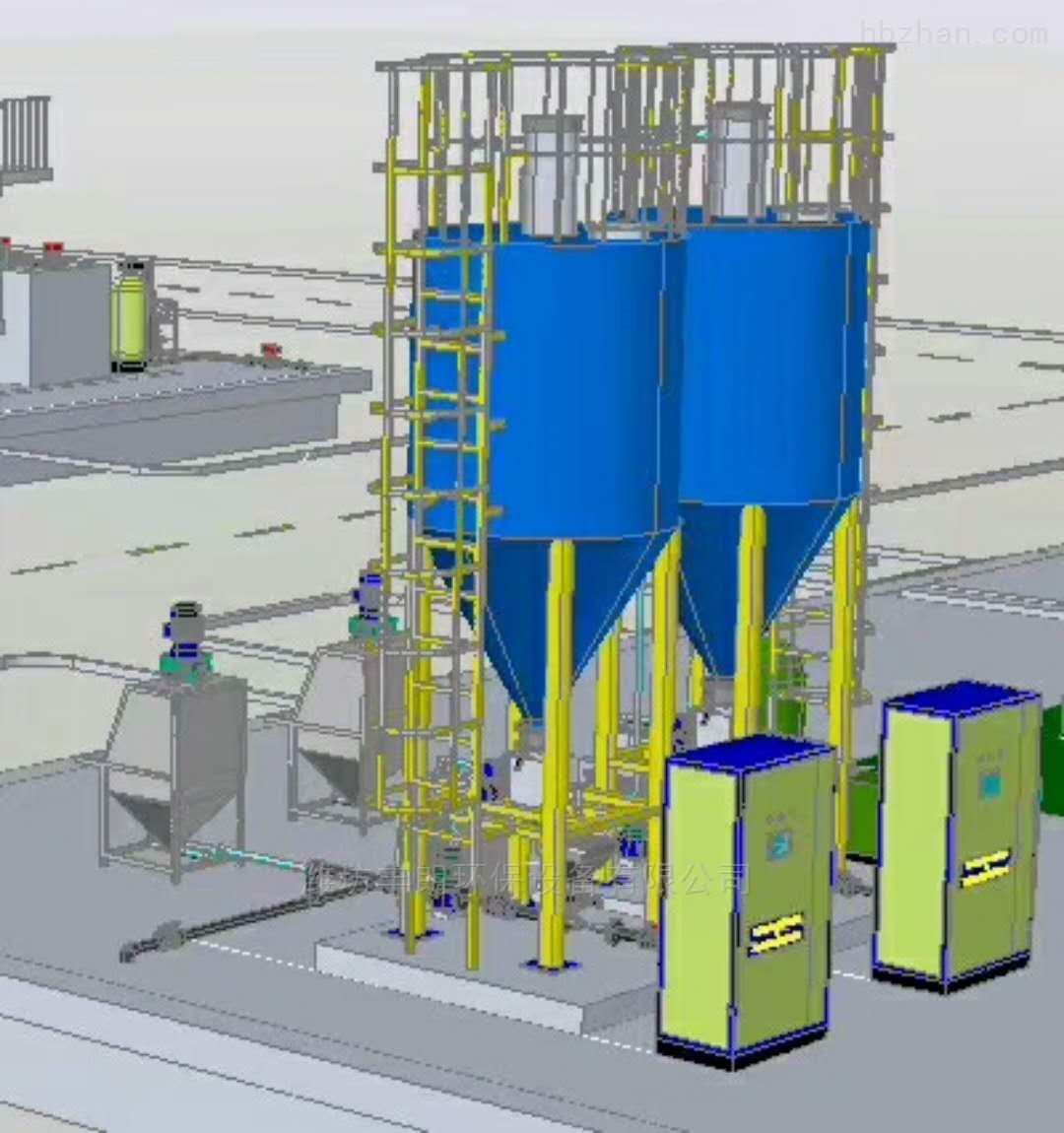 粉末活性炭加药装置生产厂家