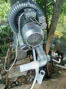 水底曝气增氧风机
