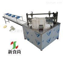 热销国内外 转盘式米通麦通自动成型机