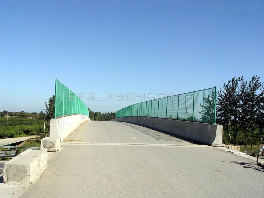 铁路桥防抛网