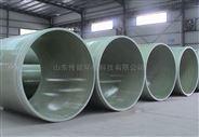 玻璃钢夹砂管道 耐水压强度 山东传能