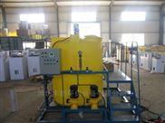 循環水緩釋阻垢劑精確加藥裝置廠家