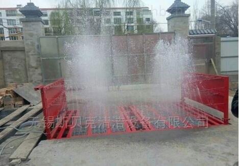 全自动工地工程洗轮机
