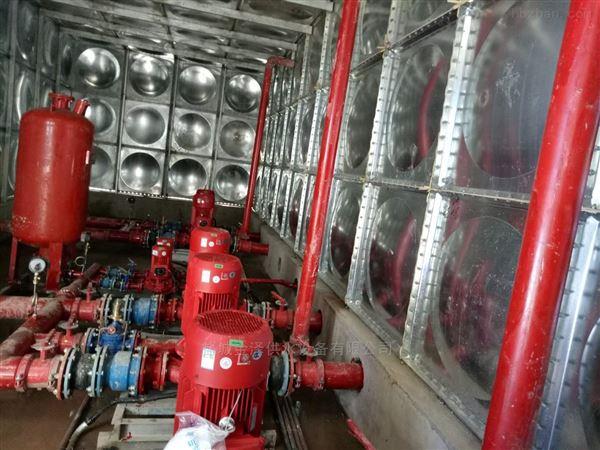 河南洛阳消防增压稳压给水设备