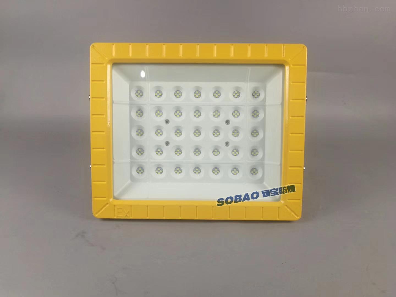 100W高效節能LED防爆燈 防爆LED投光燈100W