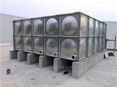西安有效容积36m3屋顶消防箱泵价格