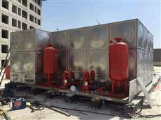 18吨屋顶箱泵一体化高位水箱市场低价