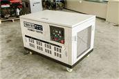 厂家现货12kw静音汽油发电机