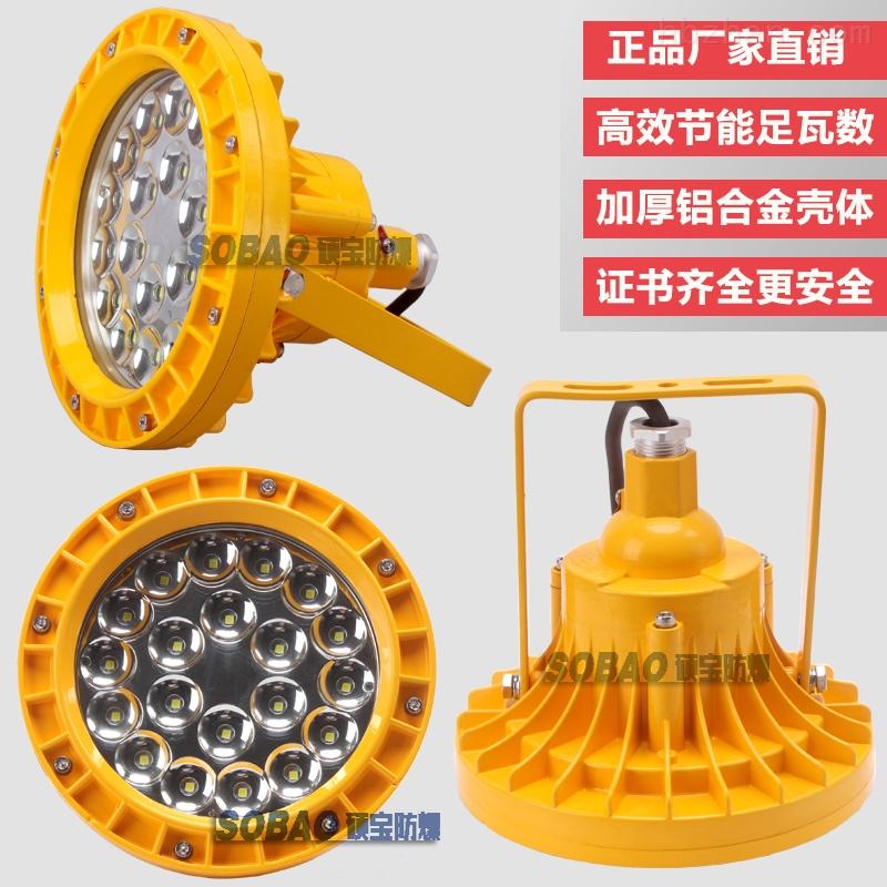 防爆免维护LED照明灯20W吊杆灯30W吸顶灯40W壁灯爆款