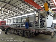 SL选择污泥脱水机机型时的注意事项