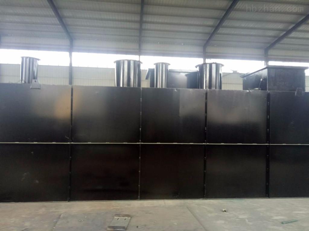 临泉生活污水一体化处理生产厂家欢迎光临