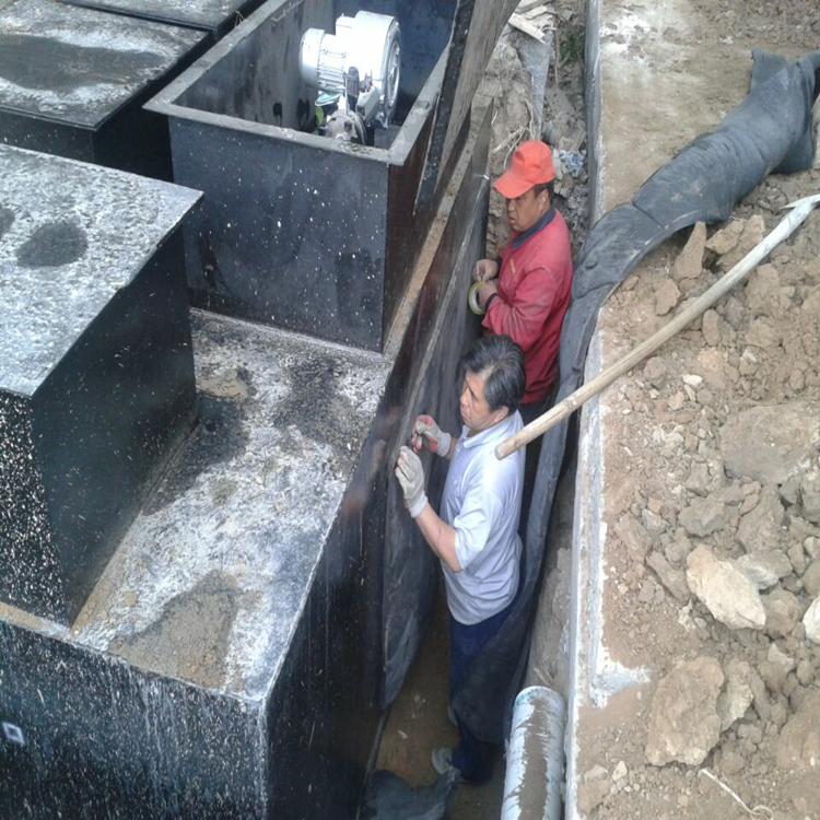 洗涤污水处理设备