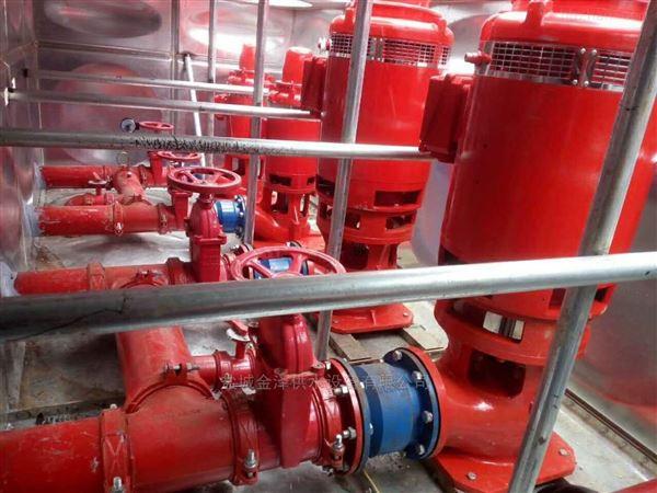 宿迁洋河1000吨地埋箱泵一体化泵站厂家