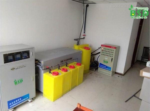 中卫无菌实验室污水处理设备构造原理
