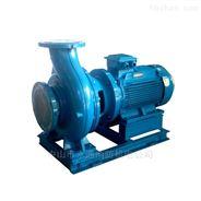 锅炉冷却给水泵 卧式单级离心泵